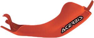 Acerbis Plastic MC Skid Plate Orange KTM 250 SX 2006-2016,250 XC 2006-2016,300 X