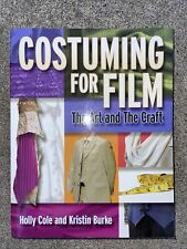 New listing Costuming For Film: The Art And The Craft Excellent Condition