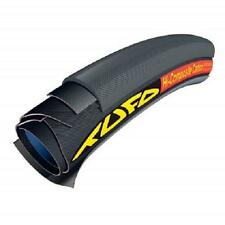 TUFO 700 x 22 Hi-Composite Carbon Tubular Road Bicycle Tire- Black