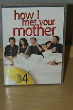How I Met Your Mother Complete Season 4 Show Discs all 24 Episodes