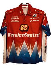 XL DSR DON SCHUMACHER NHRA Drag Racing Pit Crew Shirt Service Central