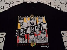 Large- 2013 Stanley Cup Final T- Shirt