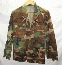 Veste camo Woodland Originale armée Americaine 1987 rip stop ( 198 )