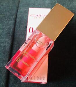 Clarins Lip Comfort Oil 7ml 04 Candy. BNIB RRP £19