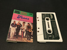 FOXES SOUNDTRACK AUSTRALIAN CASSETTE TAPE CASABLANCA ANGEL DONNA SUMMER