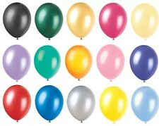 Birthday Wedding Party Baloons 100 Pack All in Mix Colours Party Decoration