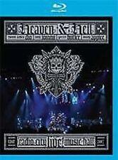 Películas en DVD y Blu-ray musicales músicos Blu-ray