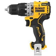"""DeWalt DCD706B 12V MAX 3/8"""" Brushless Cordless Hammer Drill - Bare Tool"""