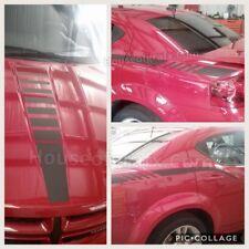 2008-2013 Dodge Avenger Strobe Hood & Quarter Panel Stripe Stripes decal decals