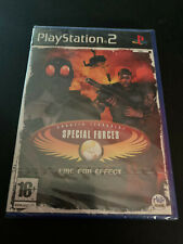 CT Special Forces Fire For Effect Play Station 2 PAL ESPAÑOL NUEVO