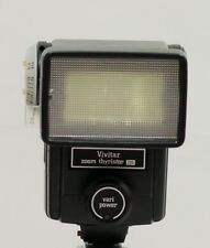 Vivitar 285 Zoom Thyristor Shoe Mount Flash with Wide Angle Diffuser