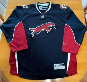 Reebok Arizona Coyotes NHL Trikot - alternative Jersey - third Jersey XXL