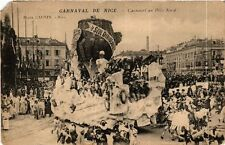 CPA Carnaval de NICE Carnaval au Pole Nord (375437)