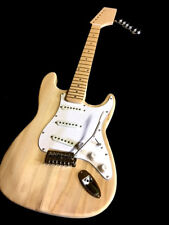 NEW ST-CASTER STYLE 6 STRING SLAB MAPLE FRETBOARD ELECTRIC GUITAR BUILDER KIT