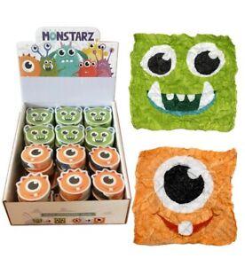 Monster Animal Magic Expanding Face Cloth Flannel Travel Kids bath birthday