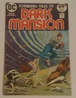FORBIDDEN TALES OF DARK MANSION #12 (09/1973) GOOD CONDITION DC HORROR COMIC