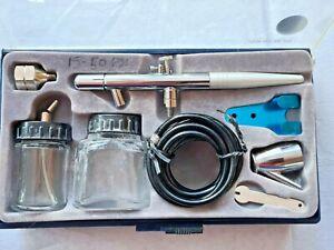 Dual Action Airbrush Kit (Omega Model AB-119)