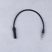 Car antenna extension cord male to female am/fm radio adapter cable 30cm  HF