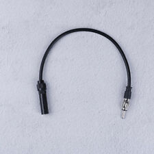 Car antenna extension cord male to female am/fm radio adapter cable 30cmF9