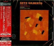 STAN GETZ & JOAO GILBERTO-GETZ / GILBERTO-JAPAN SACD HYBRID Ltd/Ed J11