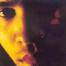 Lenny Kravitz - Let Love Rule [CD]