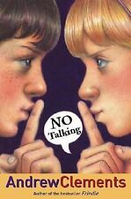 No Talking - Acceptable - Clements, Andrew - Hardcover