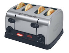 """Hatco TPT-120-QS Commercial Pop-Up Toaster w/ Four 1.5"""" Slots 120v"""