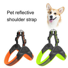 1x Dog Harness Reflective Breathable Padded For Dogs Sizes XS,S,M,L Adjustable
