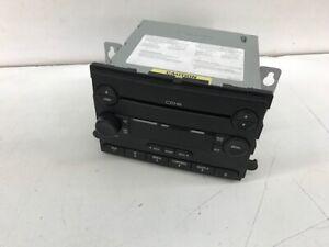 2006 - 2010 Ford F250-F650 Superduty AM/FM Radio/6 CD Player - Original