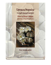 """New ListingHow to Grow Lithops and Other Living Stone Plants Conophytum succulents cacti """""""