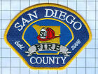 Fire Patch - San Diego 2008 County Fire