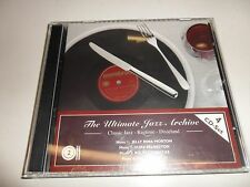 Cd   The Ultimate Jazz Archive (Vol 2)
