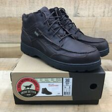 Red Wing Shoes Mens Irish Setter Hunt Chukka Boots Countrysider Brown 14 D New