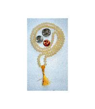 Mala Prayer Beads, Yoga Jewelry, Mantra Beads, Japa Mala 108 - Yellow Aventurine