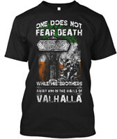 Long-lasting Viking Son Of Odin Valhalla - One Does Hanes Tagless Tee T-Shirt