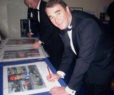 Nigel MANSELL firmato strettamente Edizione limitata di soli 20 da Patrick J. Killian