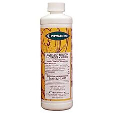 Physan 20 16 oz ounce - fungicide algaecide bactericide concentrate lawn grass