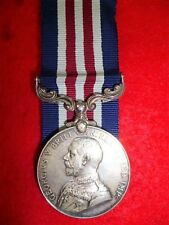 Military Medal, George V WW1 for Vimy Ridge to 14th Battalion Montreal Regiment