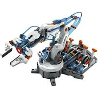 School Science Technology Hydraulic Robot Arm Kit Robotic Unique Toy Office