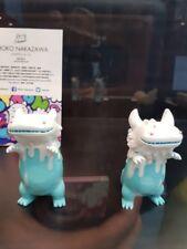 T9G Shoko nakazawa sofubi byron&rangeron set art toy soft vinyl toy soul 2018