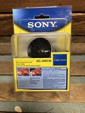 Sony VCL-DH0730 Wide Angle Conversion Lens 30MM (VCL-DH0730) High Grade (NIB)