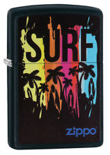Zippo Lighter ● Surf Paradise Surfen ● 60003318 ● Neu New OVP ● A322