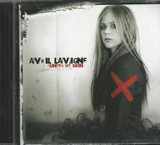 Music CD Avril Lavigne Under My Skin