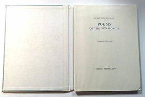 Frederick Morgan Poems of the two worlds Drawings by Clyde Lynds 1977 ediz lusso