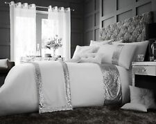 New Glamorous Luxurious Duvet Cover Sets Bedding Sets / Runners All Sizes Avail