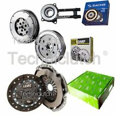 VALEO 2 PART CLUTCH KIT AND LUK DMF WITH CSC FOR FORD FUSION ESTATE 1.4 TD