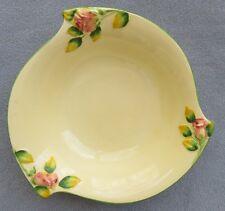 Royal Winton Cream Color Rosebud Rose Flower Serving Bowl England