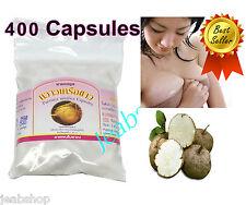 400 Pills Breast enlargement female hormone natural pueraria mirifica herb Refil