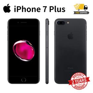 APPLE IPHONE 7 Plus 32GB Nero Black GARANZIA 24 MESI NUOVO SIGILLATO
