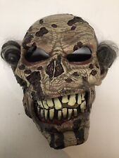 Zombie Realistic Latex Mask Halloween Prop California Costume Collections